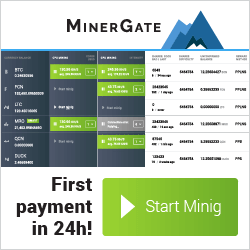 Minergate: The easiest way to get started mining Monero, Bitcoin, Litecoin, Etherium, and other currencies today!