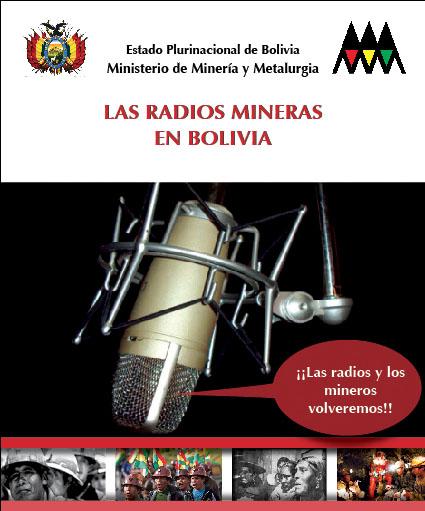 Bolivia:destacan lucha de emisoras mineras en Día Mundial de la Radio |  Grupo Radioescucha Argentino