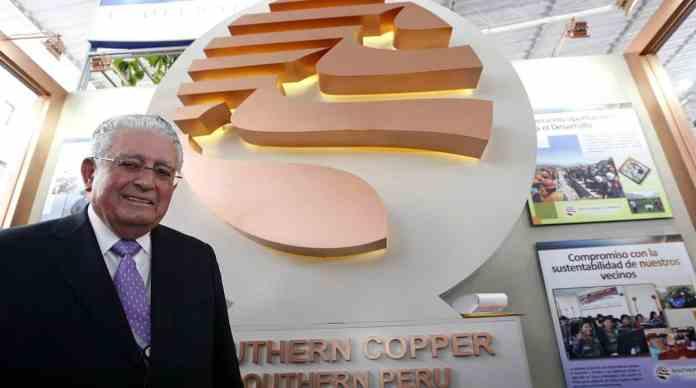 #6. SOUTHERN COPPER PERÚ. La empresa redujo en 8,4% sus desembolsos a US$254 millones a noviembre, según el MEM. La minera es dueña del proyecto minero Tía María. (Foto: Julio Angulo)