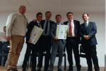 Compañía Minera Peña de Bernal, recibe el Certificado de Industria Limpia