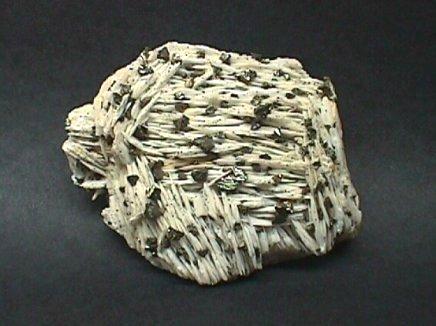 Coxcomb Barita con Calcopirita