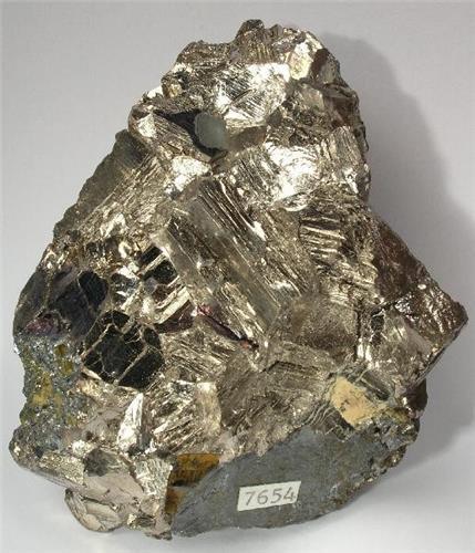 Bismuto Cristalizado Brillante