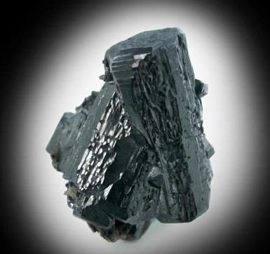 Cristales cristalinos pseudohexagonales