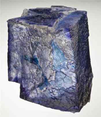 Halita azul profundo