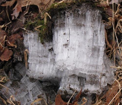 Veta de hielo