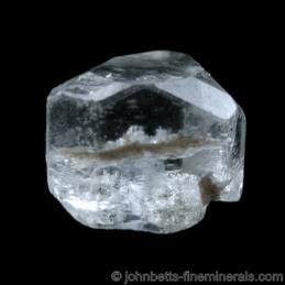 Cristal de Goshenita Hexagonal