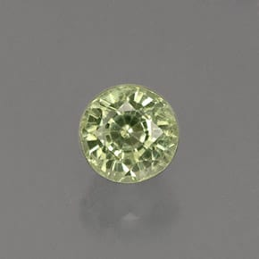 Granate Grossular Verde Claro