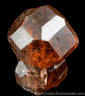 Granate Grossulario Naranja (Hessonita)