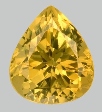 Granate Mali amarillo parduzco