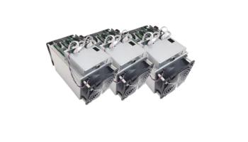 Pinidea ASIC Cryptonight Miner RR-210- 30kh/s – PSU – In
