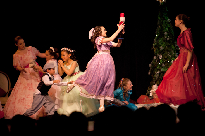 """Clara and the Nutcracker"""