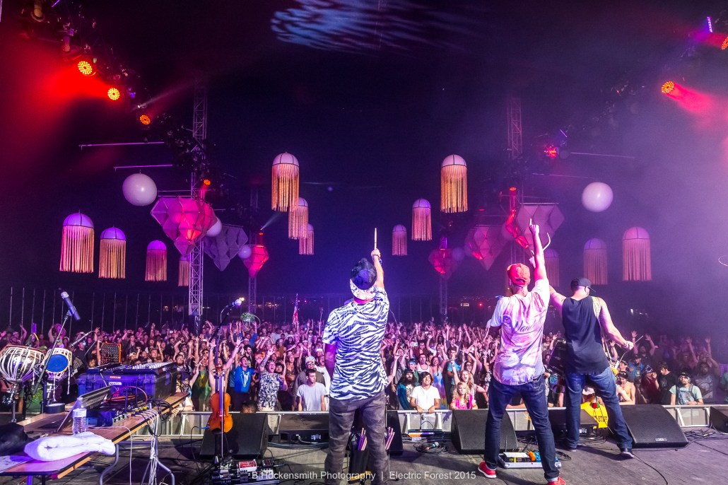 Electric Forest Festival 2015 | B.Hockensmith Photography