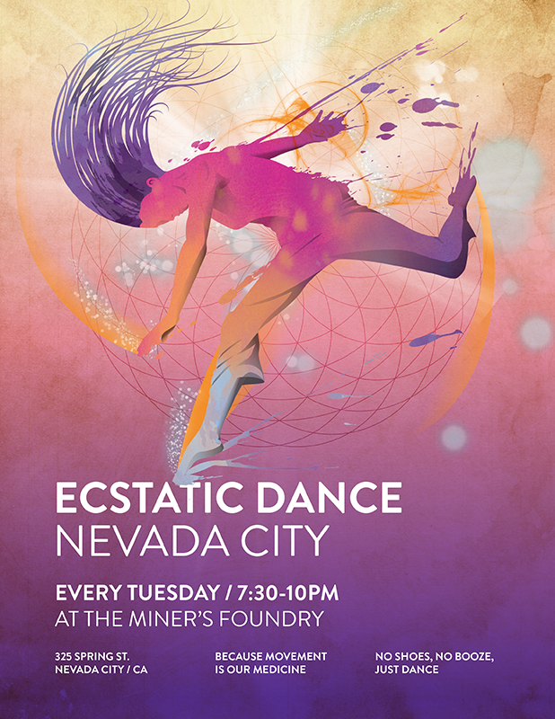 Ecstatic Dance ~ Tuesdays - Miners Foundry Cultural Center