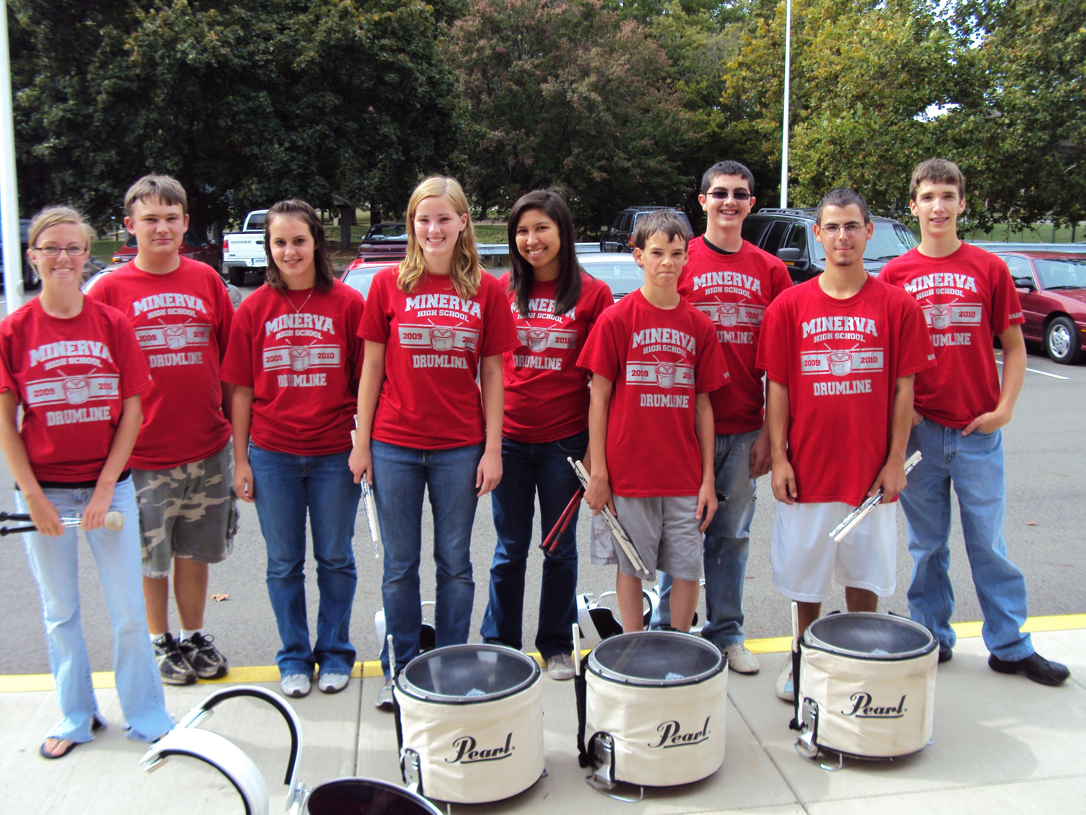 drumshirts
