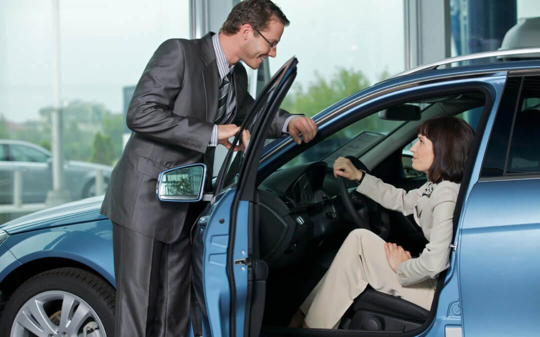 Thinking Through Buying a New Car