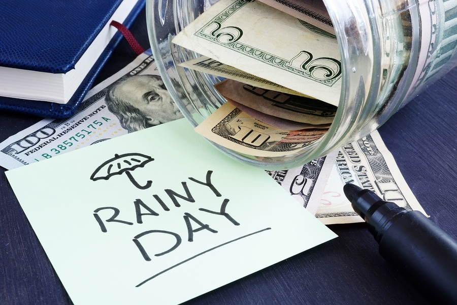 Rainy Days and an Emergency Reserve – Funding for the Unexpected