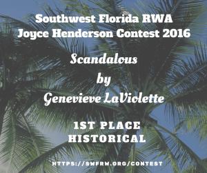 SW Fla Joyce Henderson contest winner 2016