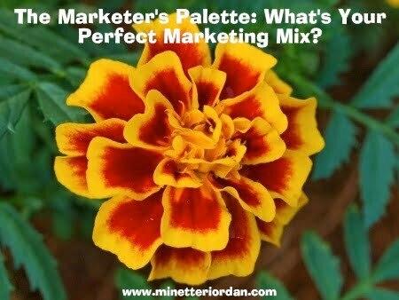 marketer's marketing mix