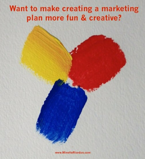 how to make marketing plans fun