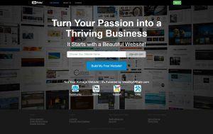 WordPress的快速建站工具