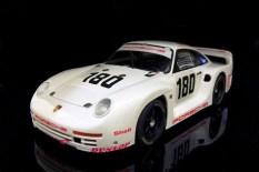 Porsche 961 Le Mans 24 Hours 1986