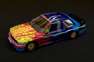 BMW E30 M3 Art Car (Ken Done)