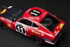 Datsun Fairlady 240Z 1971 Safari Rally