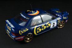 Subaru Impreza WRX 1994 Rally New Zealand - 03