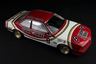 BMW 635csi - 1983 ETCC Brno