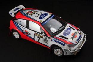 Ford Focus WRC 99 Safari Rally