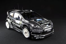 Ford Fiesta RS WRC 2011 Rallye de France