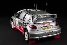 Peugeot 206 WRC 2002 Safari