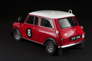 BMC Mini Cooper S 1967 Safari
