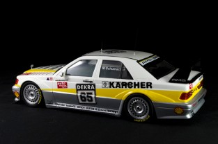 Mercedes-Benz 190E AGM-Kärcher 1990 DTM
