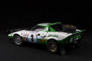 Lancia Stratos HF 1975 Safari Rally