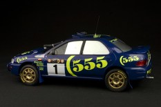 Subaru Impreza WRX Safari Rally 1996