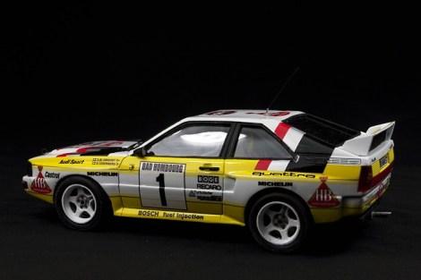 Audi Quattro Sport - 1985 Monte Carlo