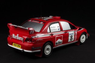 Mitsubishi Lancer Evo 7 2002 Safari Rally