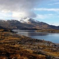 im schottischen Hochland