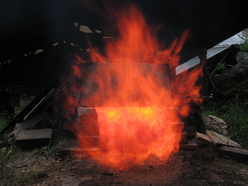 An Anagama Holds Hundreds Of Pieces In A Single Chamber It Can Take Several Days Just To Load We Generally Fire For Between Five And Seven