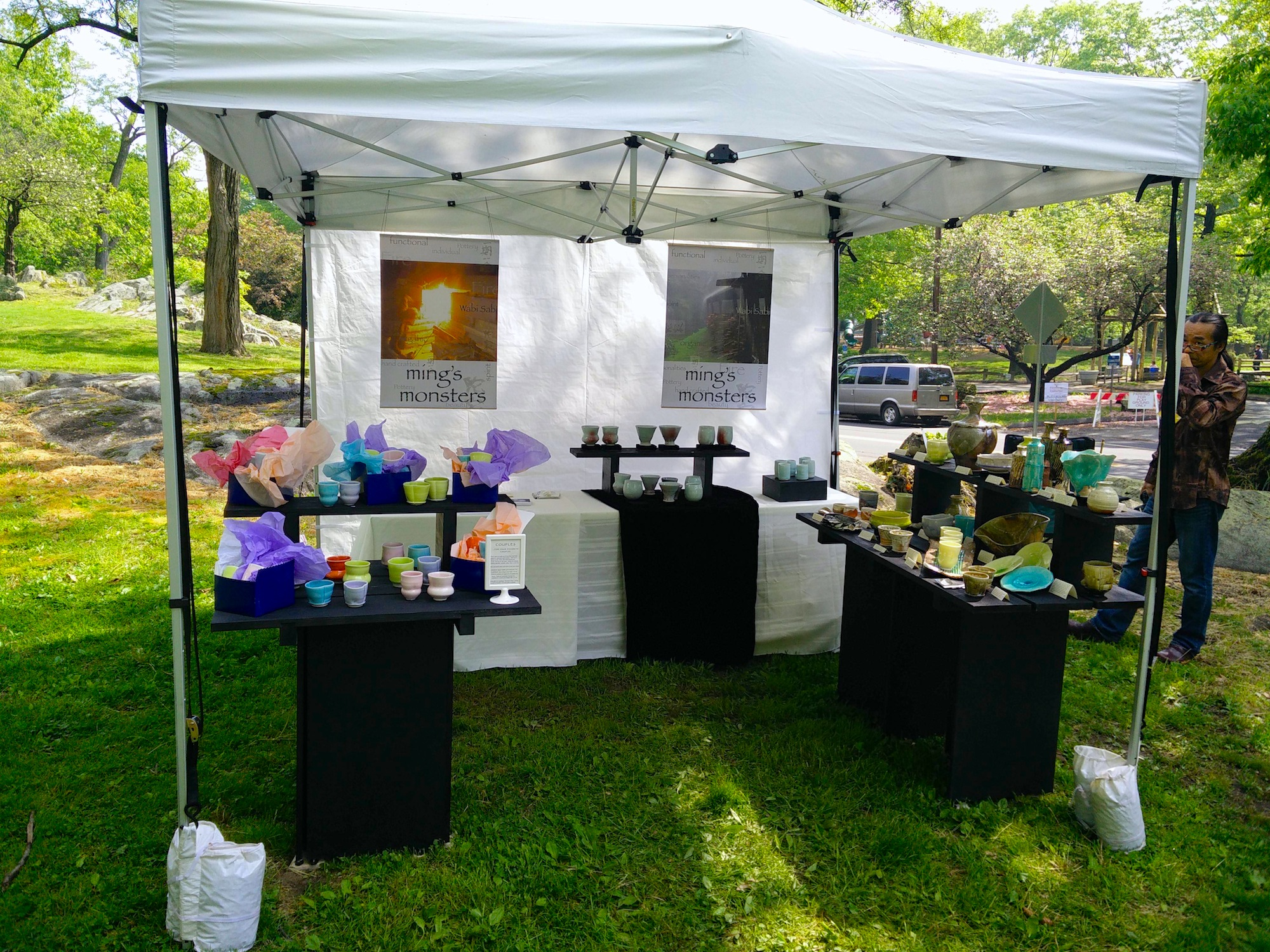 Bruce Museum Craft Fair
