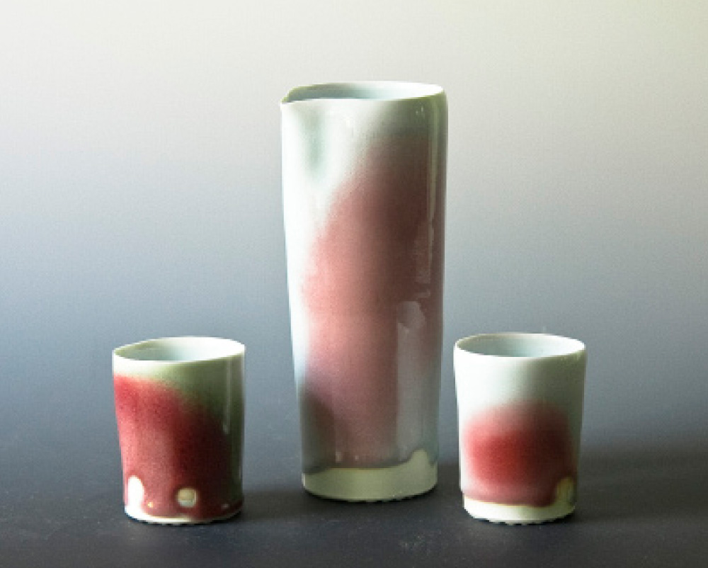 Chalice Set with Pourer
