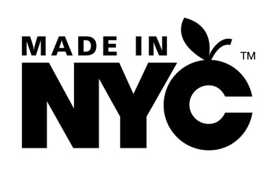 MADE IN NYC and BROOKLYN MADE Certified