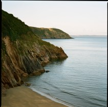 Little Perhaver beach, Gorran Haven, Cornwall
