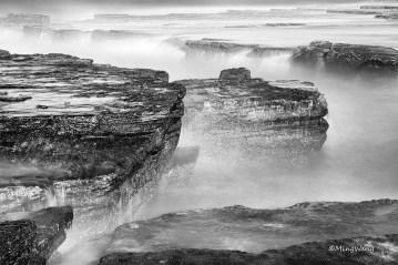Black & White Seascape 11, Ming Wang Photography, 2016