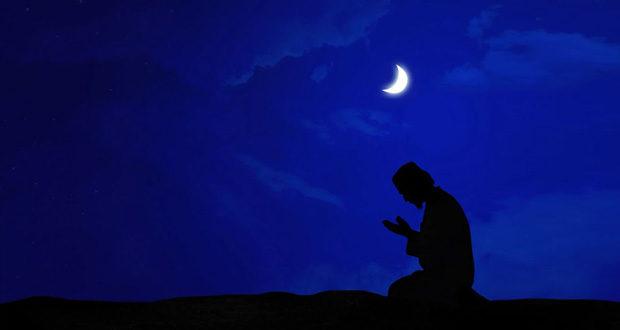 pray during night