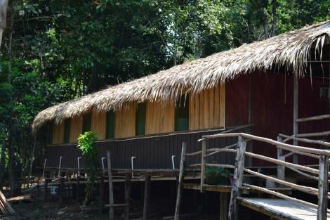 Acomodações do Hotel de Selva, Manaus, 2014, por LP