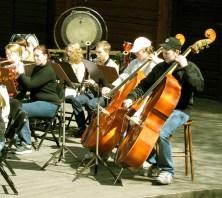 utomhuskonsert
