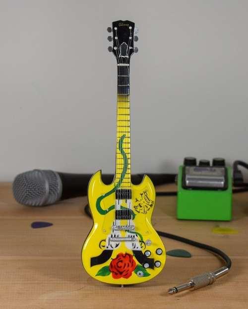 Guns n Roses, Slash - Gibson SG