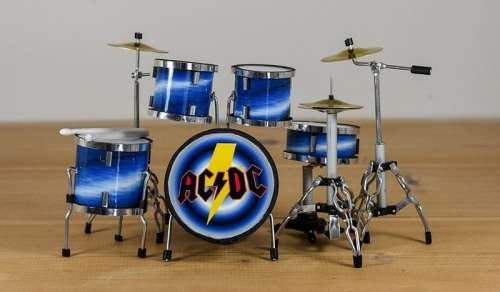 AC/DC Drum Kit (small)